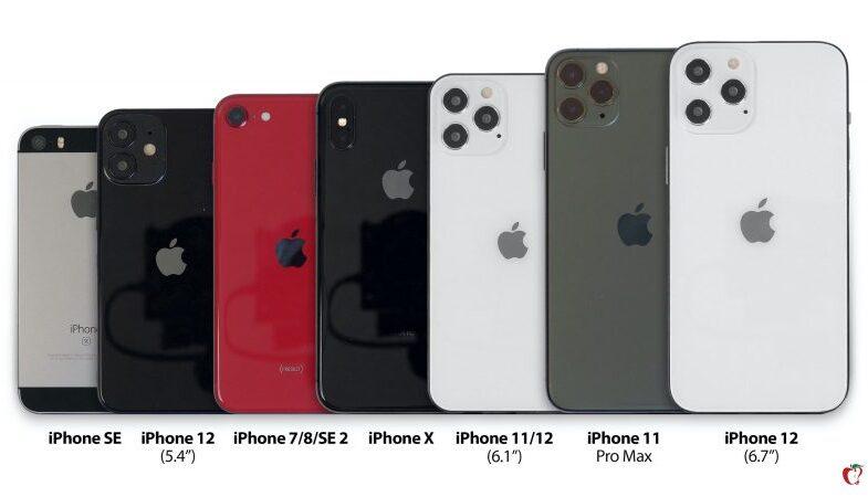 L'iPhone 12 sera le plus grand modèle qu'Apple ait jamais fabriqué