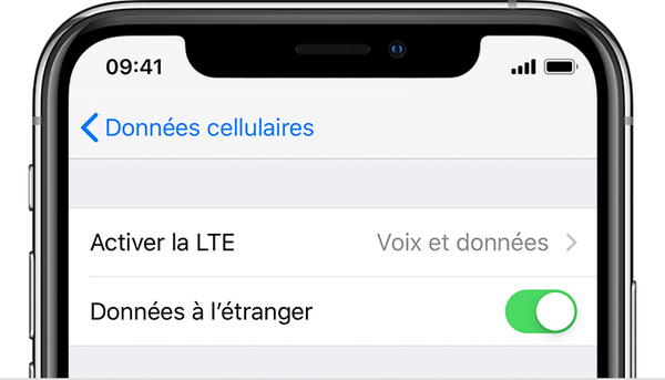 Probleme Reseau Iphone