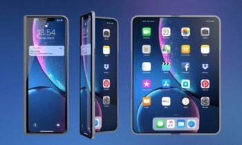 Futur Iphone Pliable