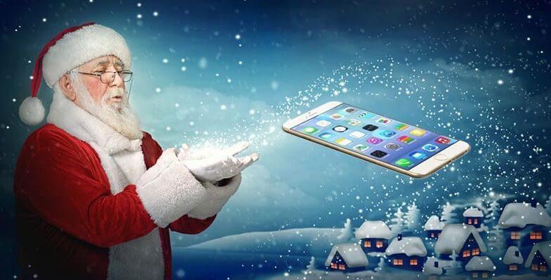 Apple Noël : un record de vente