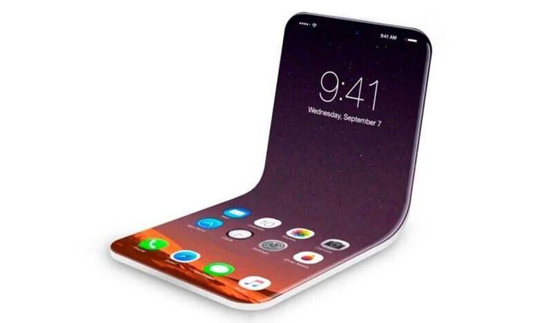 Dernières rumeurs à propos de l'iPhone pliable !